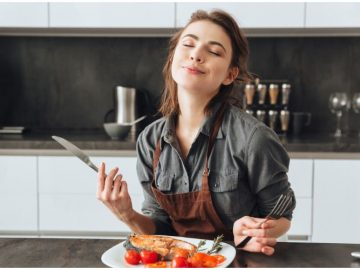 Conscious Nutrition or Mindful Eating - Eat Less, Enjoy More!