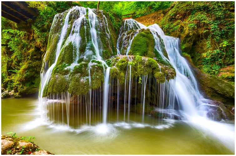 Bigar Waterfall In Caras-Severin, Romania - Facts, Location, Legend