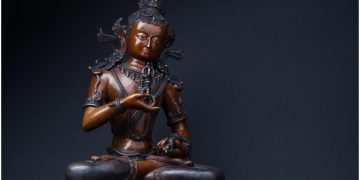 Bodhisattva Vajrasattva (Dorje Sempa) 100 Syllable Mantra - Om Benza Sato Samaya