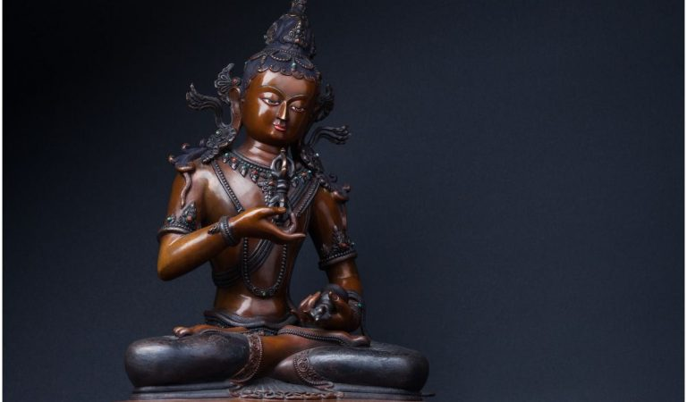 Bodhisattva Vajrasattva (Dorje Sempa) 100 Syllable Mantra – Om Benza Sato Samaya