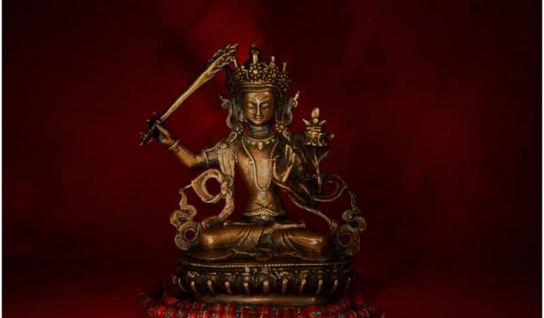 Manjushri Mantra – OM AH RA PA TSA NA DHI: Meaning and Benefits