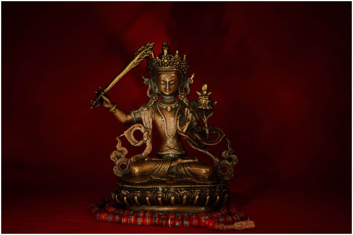 Manjushri Mantra - OM AH RA PA TSA NA DHI Meaning and Benefits