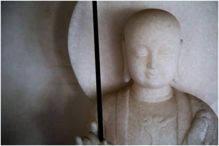 Ksitigarbha (Jizo) Bodhisattva Mantra Meaning - Earth Store Bodhisattva