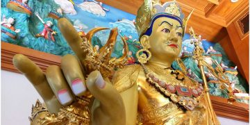 Seven Line Prayer Benefits of Guru Rinpoche (Padmasambhava)