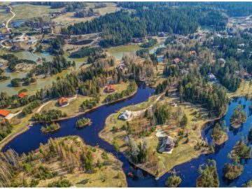 Amatciems - The Unknown Paradise in Latvia