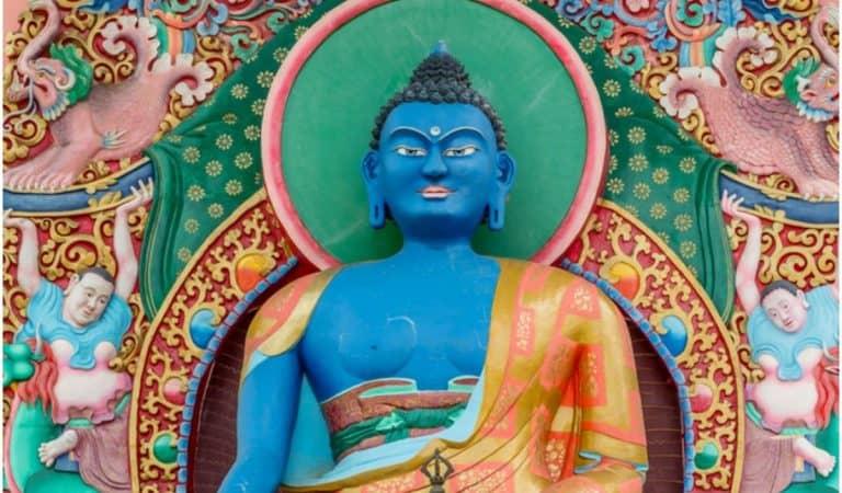 Buddha Akshobhya (Mitrugpa) Dharani Mantra + Bija Mantra – Om Akshobhya Hum